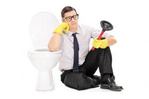 plombiers pour débouchage d'une toilette