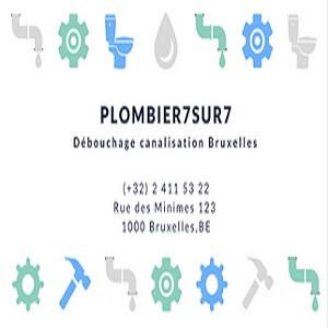 Plomberie et Débouchage a Bruxelles