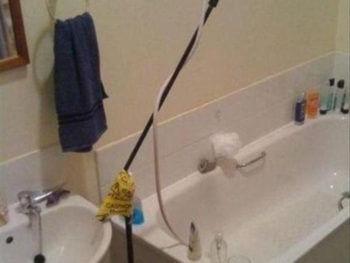installation salle de baine