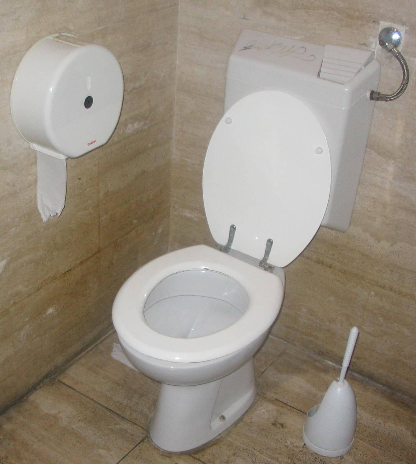 débouchage toilettte